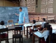 Setahun KBM di Gereja, Dinas PKO Flotim Harus Tolong SDI Watanhura
