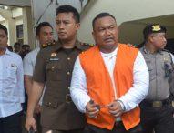 Diadili, Mantan Wakil Ketua DPRD Bali Mang Jangol Terancam Hukuman Mati