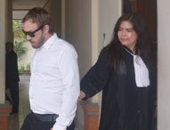 Sidang Kilat, Bule Australia Terdakwa Kasus Narkotika Dituntut 1 Tahun