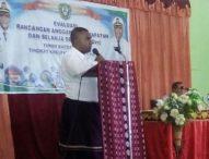 Wabup Flotim Berikan Peringatan Keras Bagi Seluruh Kepala Desa