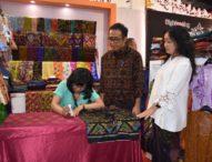 Produk Perajin Denpasar Diminati Pengunjung Inacraft 2018