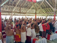 Ratusan Tokoh Dadia di Karangasem Siap Menangkan Koster-Ace