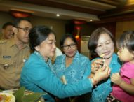 Puncak HKG Kota Denpasar Ke-46-Ibu-Ibu Punya Peran Besar Wujudkan Kebahagian Mulai Keluarga