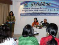 DP3AP2KB Gelar Pelatihan Kebangsan Bersepektif Gender
