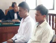 Terlibat Pertengkaran, Dua Pria Ini Dituntut 9 dan 7 Tahun Penjara