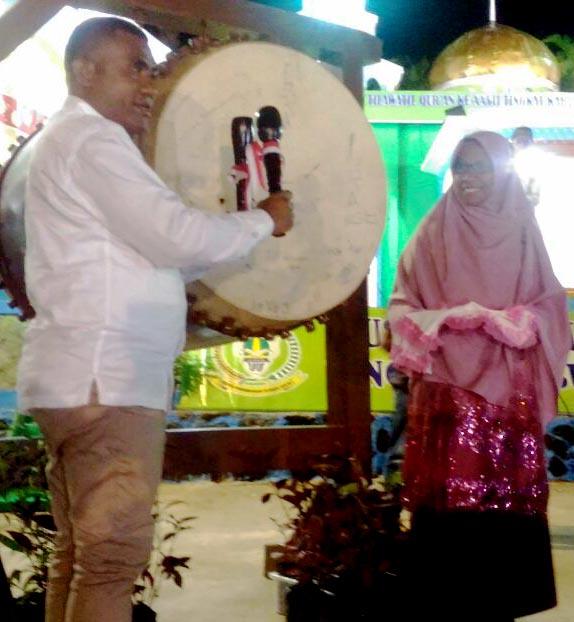 Dari Panggung MTQ Tingkat Kabupaten Flores Timur, MTQ Ajang Memperkokoh Iman