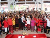 Dinilai Bawa Perubahan, Warga Desa Pakraman Apet Klungkung Siap Satu Jalur