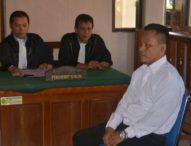 Jaksa Tuntut Kakak Kandung Mang Jangol 9 Tahun Penjara