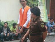 Angkut Setengah Kilo Sabu, Dituntut 16 Tahun Penjara