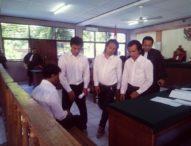 Empat Pembunuh Pensiunan Polisi Diseret ke Pengadilan