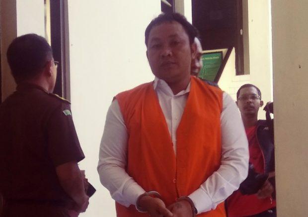 Mantan Oknum Perbekel Penganiaya Dokter Divonis  Penjara 1,5 Bulan