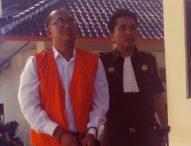 Cabuli Bule, Atep Divonis 10 Bulan Penjara