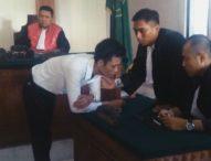 Miliki Sabu 15 Gram, Rizal Divonis 9 Tahun Penjara
