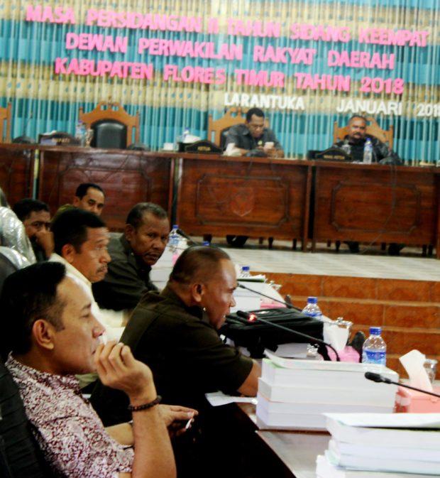 Dana BOS dan Kesra Guru 'Terkunci', DPRD Flotim Pun Resah