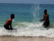 Pantai Lema-Liwo,'Surga' Yang Belum Terjamah