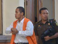 Edarkan Narkoba, Katos Dituntut 8 Tahun Penjara