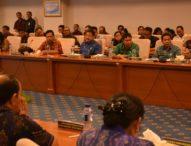 Pemkot Denpasar Ikut Andil Dalam High Level Meeting TPID Se- Provinsi Bali
