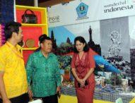 Jaring Wisatawan Domestik, Pemkot Denpasar Ikuti Pameran Gebyar Pariwisata