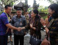 Dinilai Tim Provinsi Bali – Puskesmas II Dentim Telah Lakukan Berbagai Inovasi