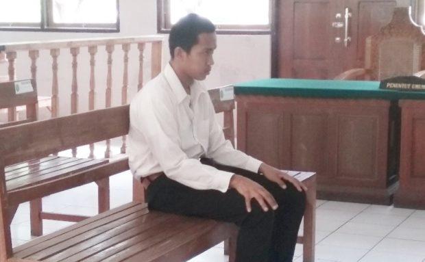 Anak Buah Istri Mang Jangol Divonis 6,5 Tahun Penjara