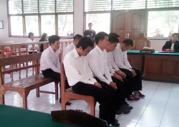 Komplotan Pencuri Lintas Pulau Dituntut 20 Bulan Penjara