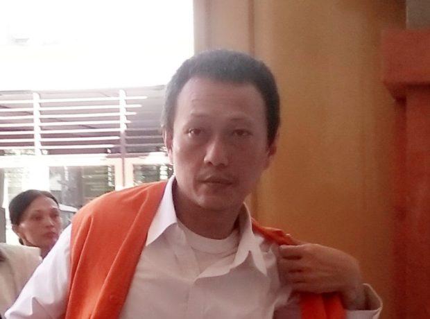 Kedapatan Simpan Sabu di Kamar, Rommy Diadili di PN Denpasar