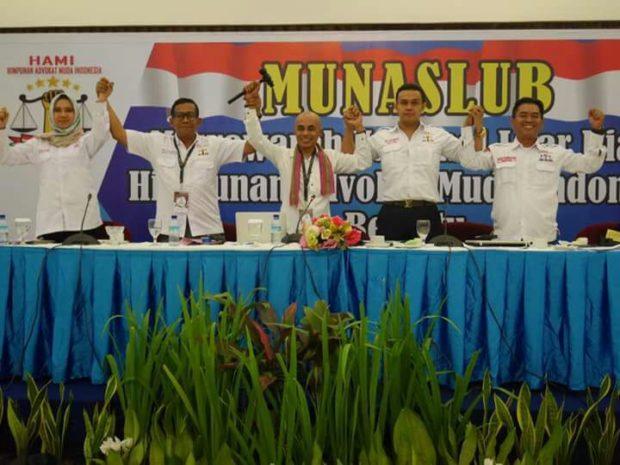 HAMI Bersatu Gelar Raker dan Munaslub- Adi Kurnia Terpilih Jadi Ketua Harian DPP HAMI