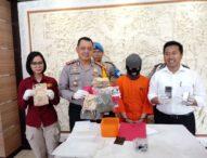 Diduga Edarkan Narkoba, Seorang Mahasiswa di Bali Diamankan