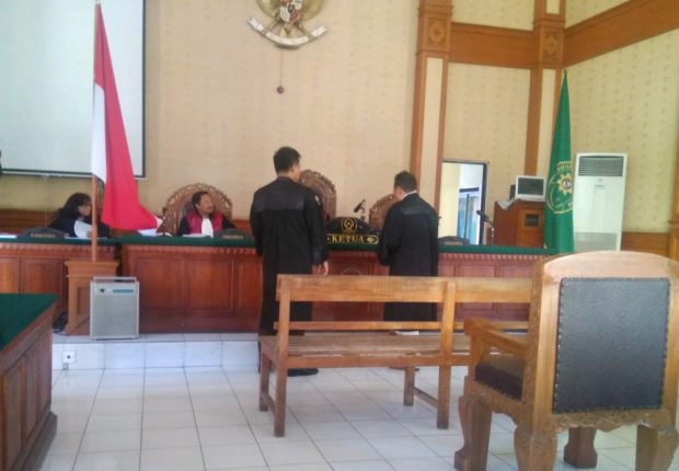 Kena Diaere Akut, Mang Jangol Batal Dituntut Jaksa