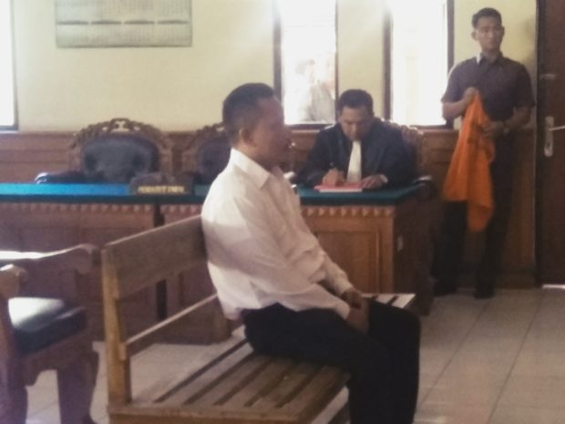 Belum Siap Putusan, Hakim Tunda Sidang Wayan Kembar