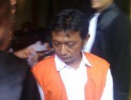 Simpan 50 Butir Ekstasi dan 53,71 Gram Sabu Dituntut 14 Tahun Penjara
