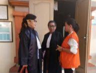 Divonis 2,5 tahun Penjara Cewek Spa Ini Protes
