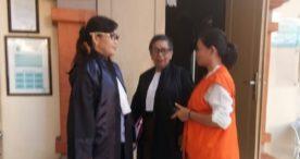 Nyabu, Terapis Spa Dituntut 2,5 Tahun Penjara