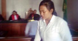 Bawa Boneka Isi Shabu, Wanita asal Ubud ini Dituntut 13 Tahun dan Denda 2 Miliar Rupiah