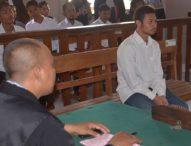 Nekat Bakar Kamar Kost Pacar, Dihukum 1 Tahun Penjara