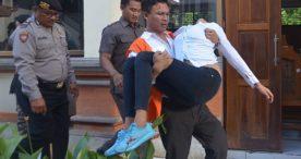 Divonis Hakim 9 tahun Penjara, Wanita Pasangan Kumpul Kebo Langsung Pingsan