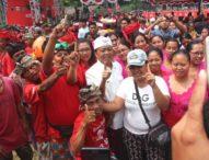 Ribuan Warga dari 5 Desa se-Kecamatan Sawan Dukung Koster-Ace