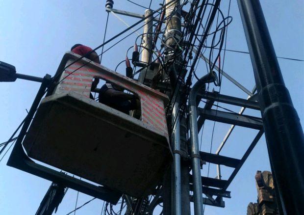Dishub Denpasar Tambah 40 LPJU Sasar Empat Kecamatan