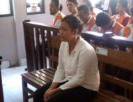 Ambil Boneka Berisi Sabu 500 Gram, Putu Mega Divonis 10 Tahun Penjara