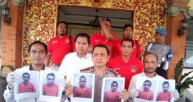Melawan, Empat 4 Tahanan Polsek Denbar yang Kabur di Dor