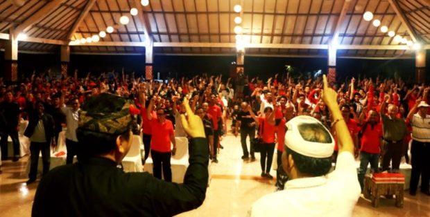 Olahragawan Bali Dukung Koster – Ace