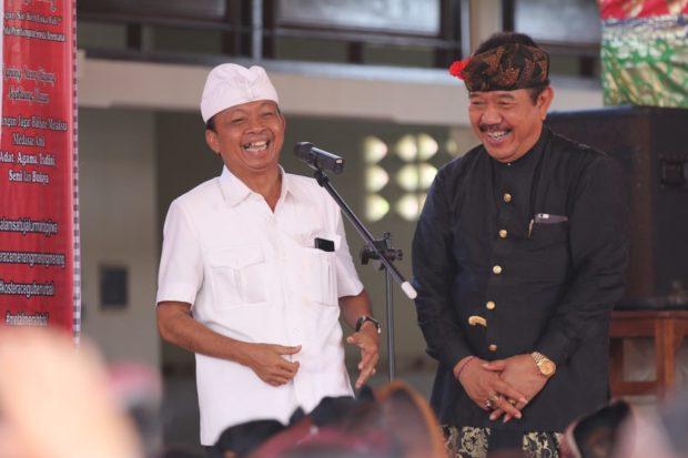 Koster Jadikan Nilai-nilai Dasar Pancasila untuk Membangun Bali
