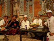 Koster Dapat Dukungan dari Ida Pandita Pangeran Bendesa Manik Mas