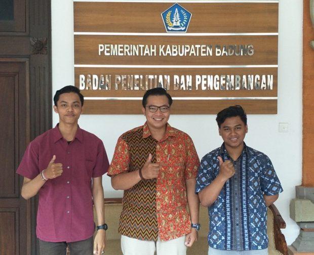 Mahasiswa STIKOM Bali Raih Juara Lomba Desain Mangupura Award 2018