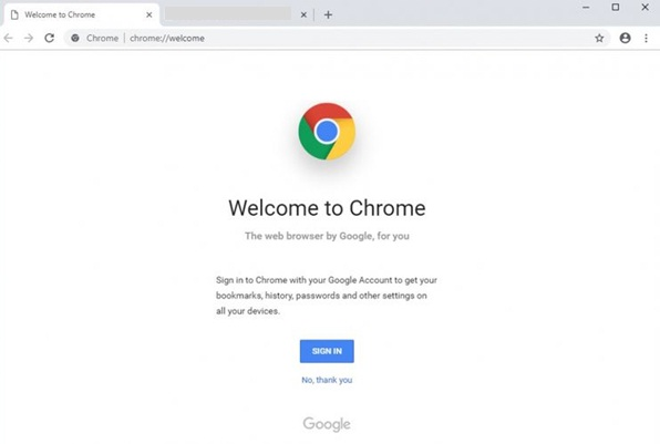 Chrome Hadir Dengan Nuansa Baru