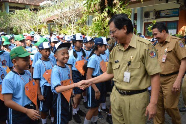 MPLS di Denpasar Mengedepankan  Pendidikan Karakter