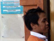 Simpan 4 Gram Sabu di Kamar, Pedagang Sate Divonis 4 Tahun Penjara