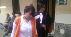 Wanita Residivis Narkoba Divonis 11 Tahun Penjara