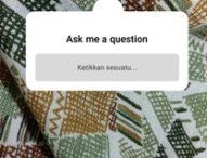 Fitur Pertanyaan Siap Melengkapi Insta Stories