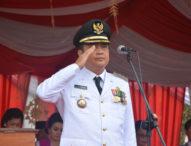 Upacara HUT RI Pemkot Denpasar Dimeriahkan Tarian Kolosal Amurweng Bhumi Nusantara